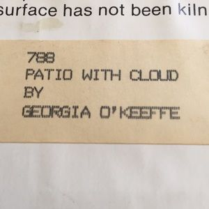Other - Georgia O'Keefe Tiles
